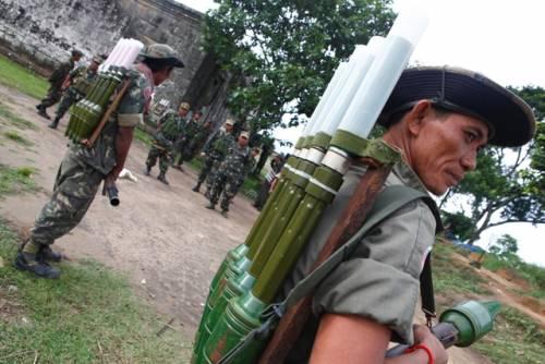 Kamboçya'da RPG-2