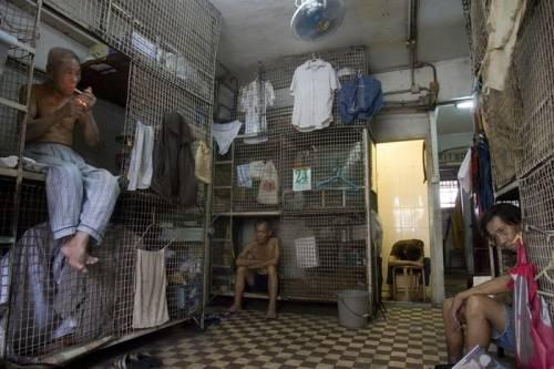 capsule appartement hong kong