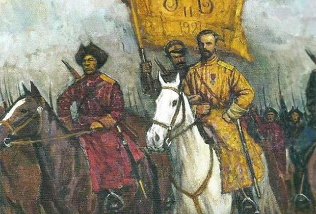 ドイツの男爵がどのようにして「戦争の神」となり、モンゴルの支配者になったのか