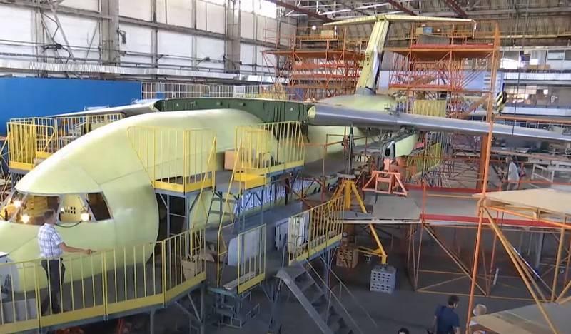 """यूक्रेनी कंपनी """"एंटोनोव"""" को पेरू से एन -178 विमान के निर्माण के लिए धन नहीं मिला"""