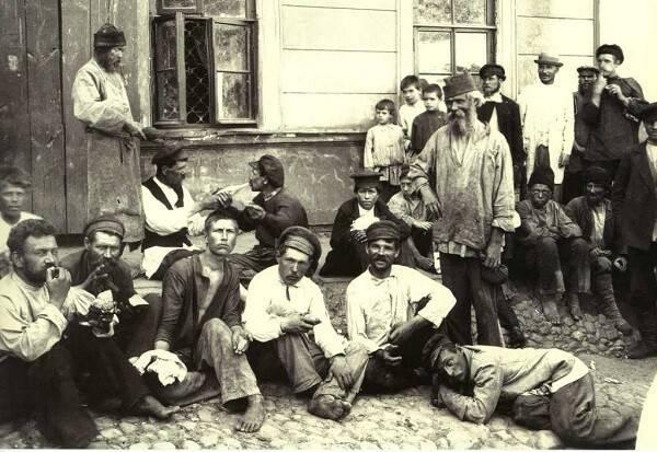Proteção social na Rússia czarista: várias direções