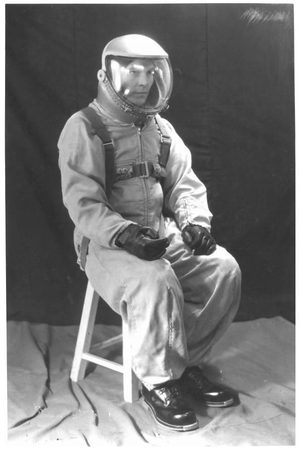 加加林的另类太空服:是什么感觉?