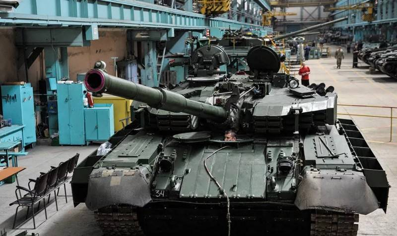 """""""For the parade and exhibitions"""": Kharkov """"Plant im. Malyshev """"received a contract for the construction of the tank"""" Oplot """""""