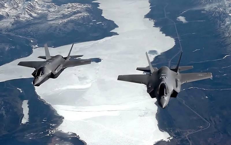 """अमेरिकी प्रेस: """"एफ -35 दुनिया में सबसे उन्नत वायु रक्षा प्रणालियों में से एक है"""""""