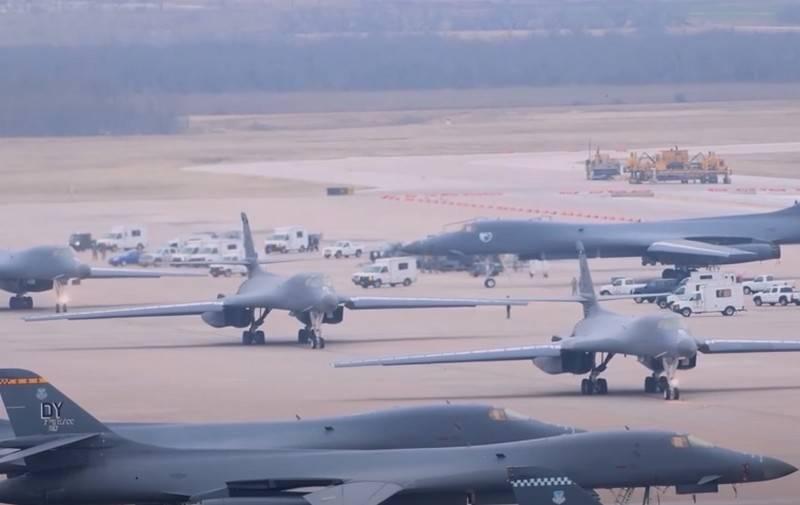 «Для укрепления коллективной обороны»: Американские бомбардировщики B-1B Lancer разместят в Норвегии