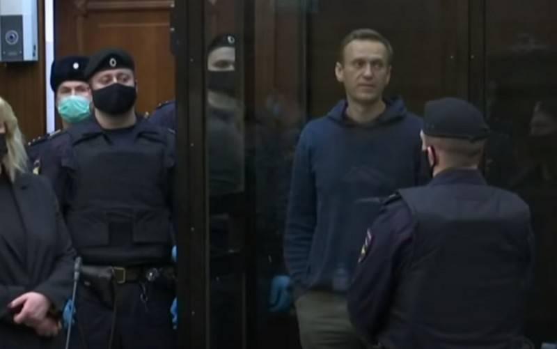 Die USA beabsichtigen, Sanktionen gegen Russland gegen Nawalny zu verhängen