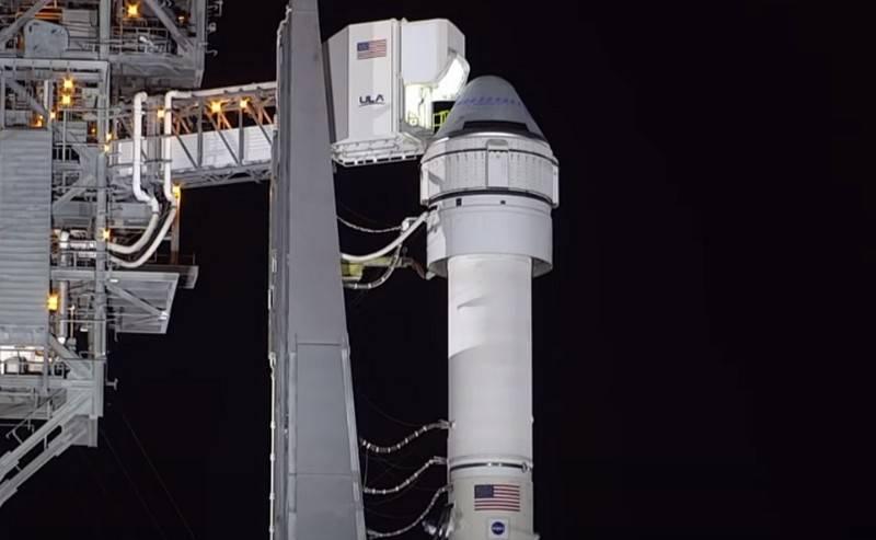 载有机组人员的新型美国飞船Starliner首次飞往国际空间站的航班已推迟