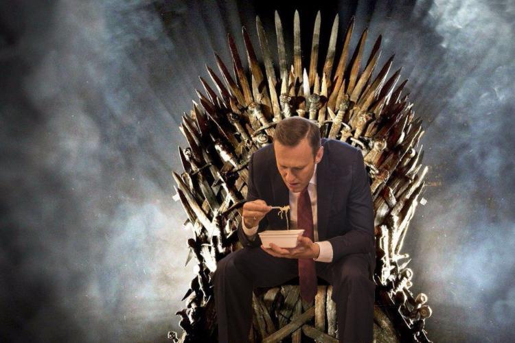 «Игра престолов» в российской действительности