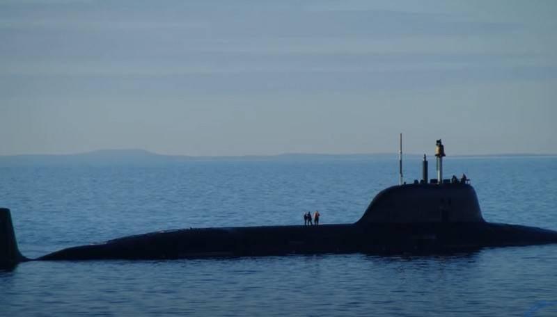 Названы сроки передачи флоту АПЛ «Казань» проекта 885М «Ясень-М»