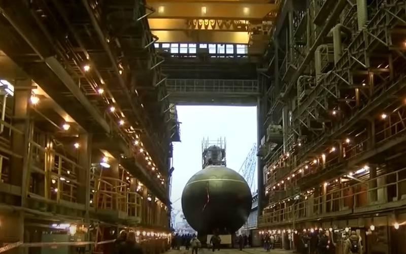 """Die Bedingungen für die Verlegung der fünften und sechsten """"Varshavyanka"""" für die Pazifikflotte wurden bekannt gegeben"""