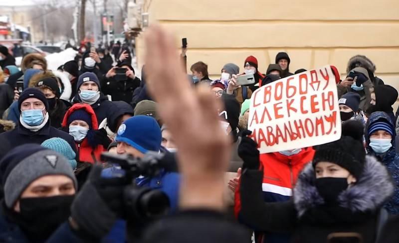 러시아, 무단 행동에 가담 한 유럽 외교관 XNUMX 명 추방