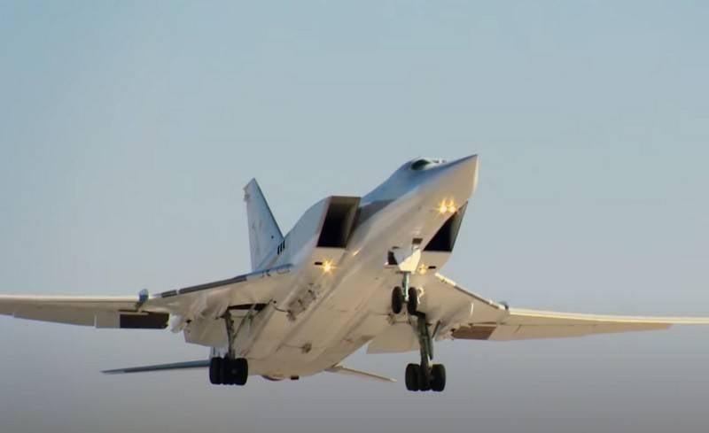 Kh-32巡航导弹在现代化的Tu-22M3轰炸机板上进行了测试