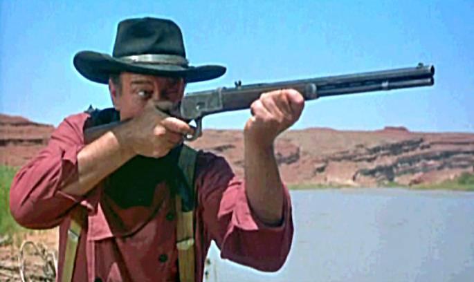 有名な「ウィンチェスター」についてのバラード:新しいカートリッジ、新しい武器...