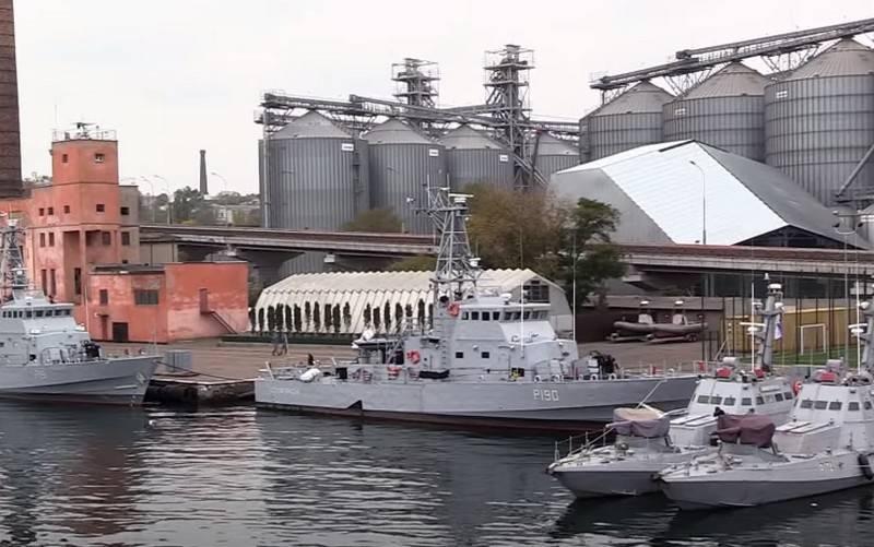 La Marina ucraina ha preso la decisione finale di riattrezzare le barche della classe Island