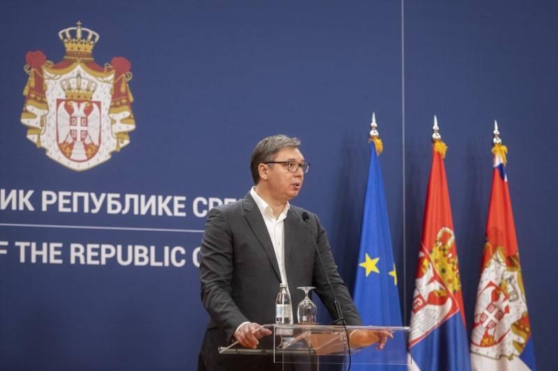 Байден потребовал от Сербии признания Косово