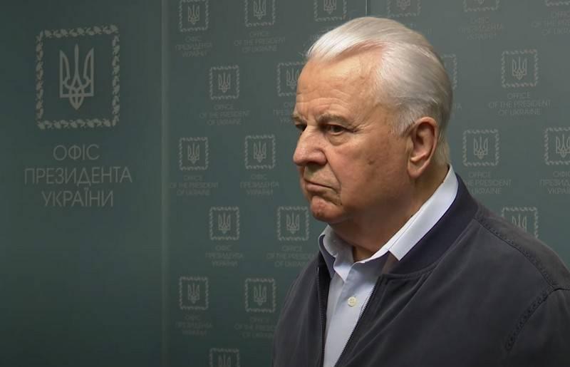 「ドンバスとクリミアからロシアを投げ出す」:クラフチュクは「ショットオンショット」に答えることを申し出た