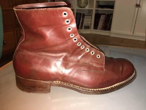 Boots of the short war