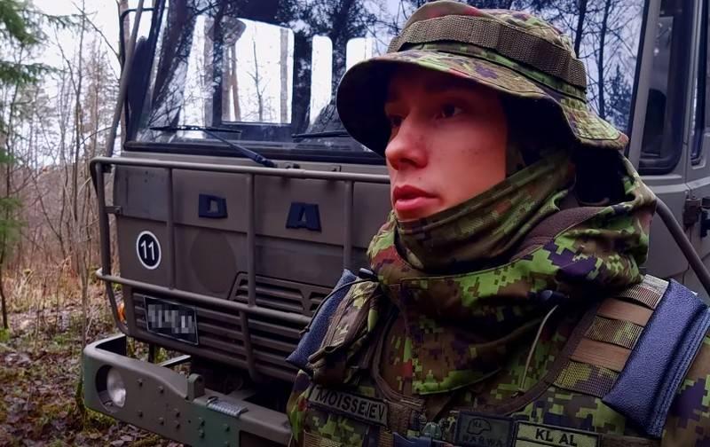 Пентагон профинансировал поставку военного оборудования Эстонии