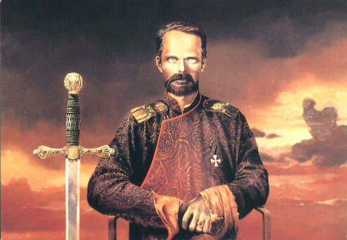 Даурский рыцарь против Смуты