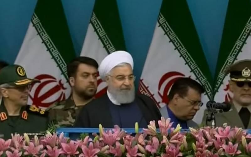 Der Iran schließt die Schaffung von Atomwaffen nicht aus