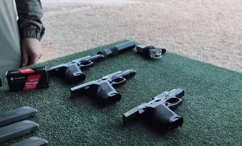 В «Калашникове» нашли замену пистолету Макарова