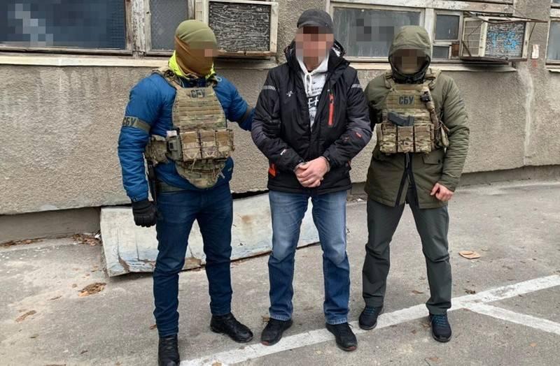 Контрразведка СБУ отчиталась о задержании агента ФСБ РФ