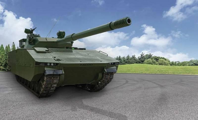"""""""In sostituzione del vecchio T-72 sovietico"""": la stampa ceca ha elogiato il carro armato leggero israeliano Sabrah"""