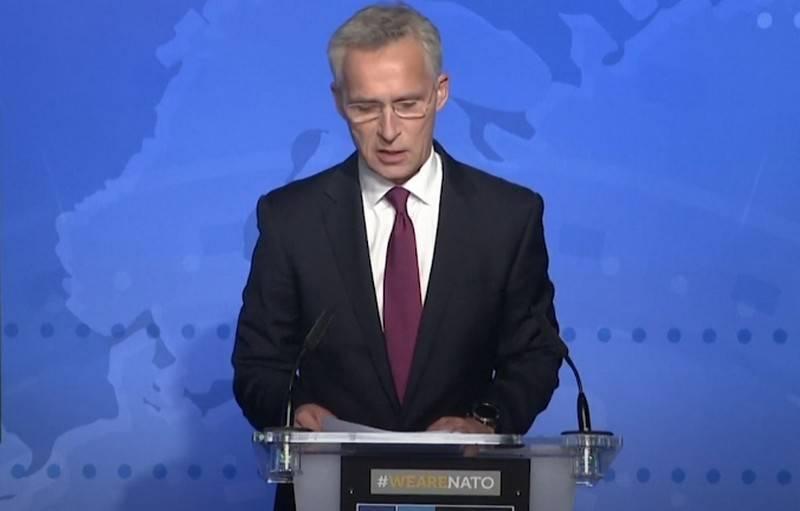 """""""Las puertas de la OTAN están abiertas"""": Stoltenberg prometió a Ucrania ser miembro de la alianza"""