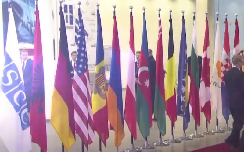 Российские военные отказались участвовать в семинаре ОБСЕ по военным доктринам