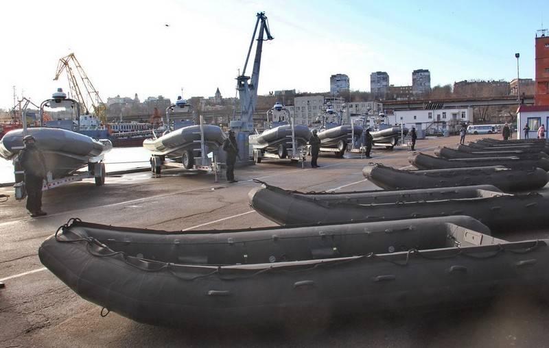 «Скоростные катера и резиновые лодки»: ВМС Украины получили военную помощь от США