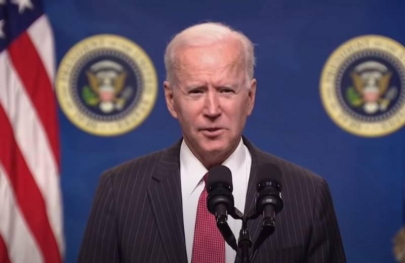 Joe Biden demanded that the Myanmar military resign immediately