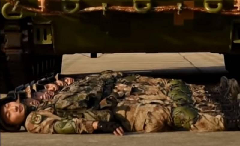 Kafadan bir santimetre uzaklaştı: Çinli askerlere zırhlı araçlara güvenmeleri nasıl öğretiliyor