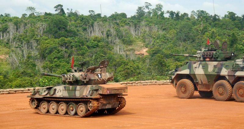 """""""I loro carri armati leggeri erano in pensione"""": la Malesia non ha apprezzato l'acquisto dell'israeliano Sabrah"""