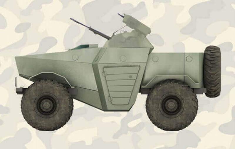 """""""Não exatamente do nosso século"""": o Ocidente apreciou o novo carro blindado russo """"Lasok 4-P"""""""