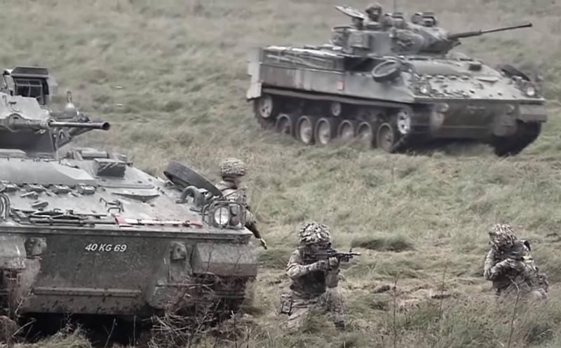 """""""Zu klein"""": Das britische Verteidigungsministerium kündigte den deprimierenden Zustand der Armee an"""