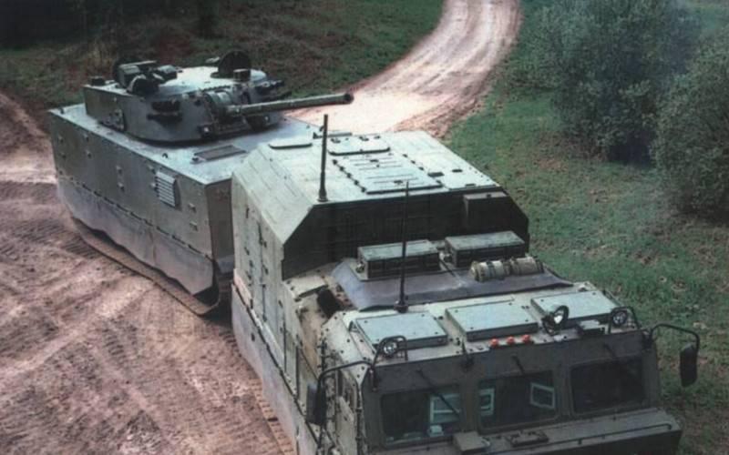 """Die Frist für das Ende der staatlichen Tests der 120-mm-Artilleriekanone """"Magnolia"""" mit Eigenantrieb"""