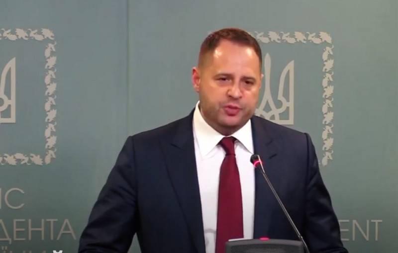 À Kiev, l'impossibilité de mettre en œuvre les accords de Minsk a été reconnue