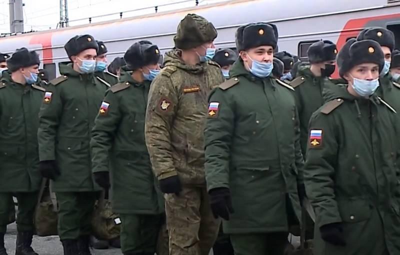 """""""러시아인들은 곧 고갈 될 것"""": 노르웨이는 러시아 군대의 인구 통계 학적 위기의 결과에 대해 말했습니다."""