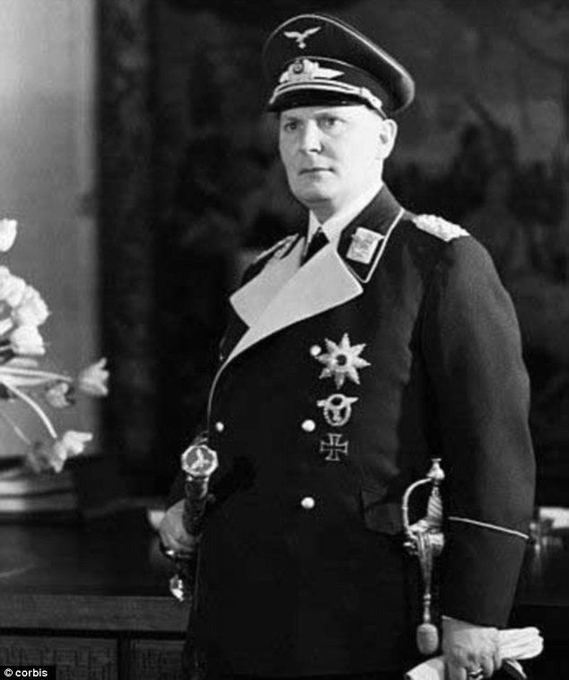 युद्ध से पहले जर्मनी की चार साल की योजना के परिणाम