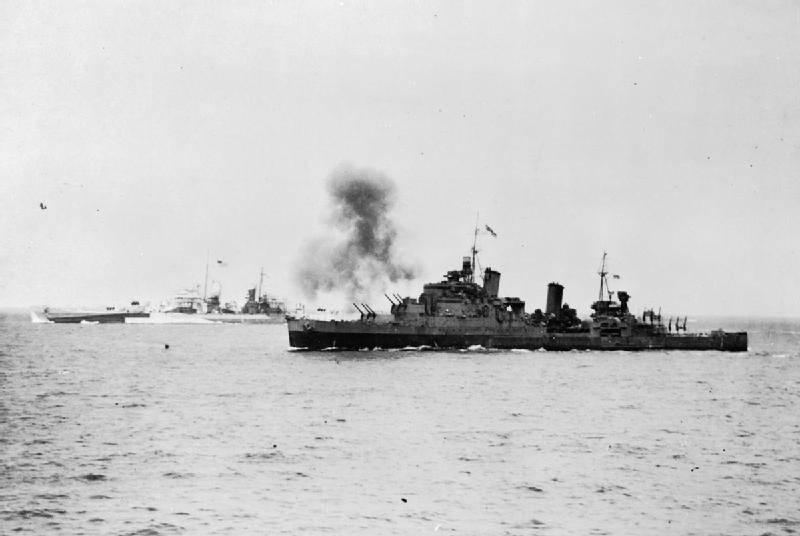 Морские истории. Бой в Бискайском заливе: погода против стволов и торпед