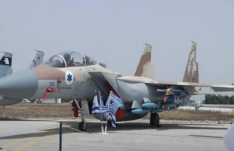 Israele lancia un attacco missilistico alla periferia di Damasco