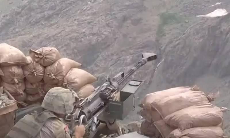 """터키 국방부, 이라크에서 """"Eagle Claw-2""""군사 작전 종료 발표"""