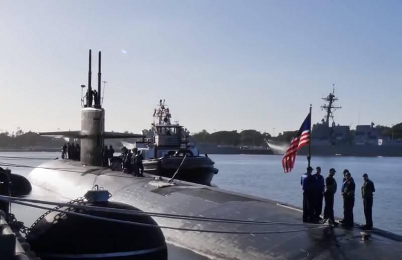 हार्पून एंटी-शिप मिसाइल अमेरिकी लॉस एंजिल्स-क्लास पनडुब्बियों के साथ सेवा में लौटती हैं