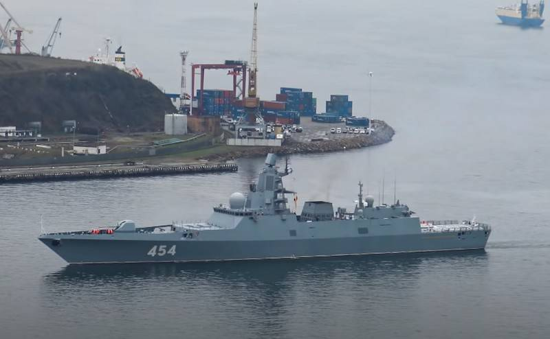 Project 22350 upgraded frigates will receive hypersonic weapons