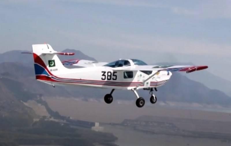 """Der pakistanische TCB MFI-395 """"Super Mushshak"""" beginnt mit dem Eintritt in die türkische Luftwaffe"""