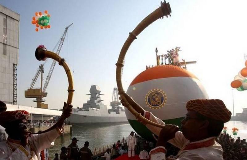 인도 해군, 세 번째 스콜 펜급 잠수함 추가