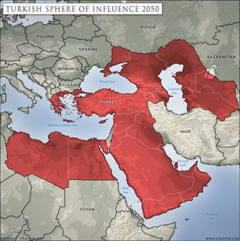 """""""Agora vemos o que nossos"""" amigos """"da OTAN estão preparando para nós"""" - leitores gregos sobre o mapa da Turquia"""