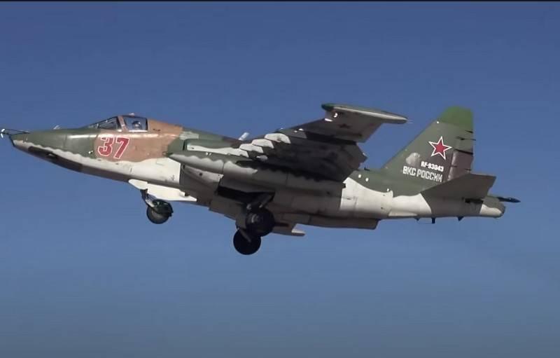 Modernize edilmiş Su-25SM3, Güney Askeri Bölgesi'nin saldırı uçağını yeniledi