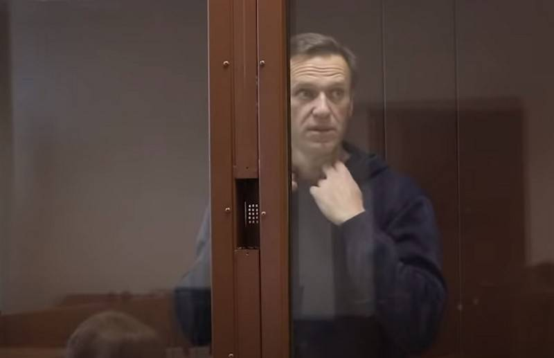 European Court of Human Rights calls on Russia to immediately release Navalny