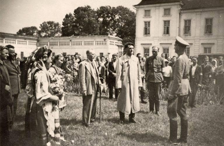 Palácio de Hitler na Ucrânia: viagens secretas